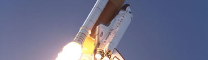 STS-133… One year later